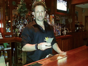 Rob Martini, Bar Manager, Quench Cafe