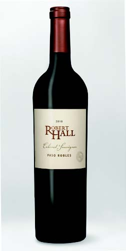 ROBERT HALL WINERY OFFERS NEW PASO ROBLES CABERNET