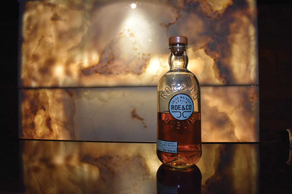 Diageo Reserve Hosts Roe & Co Whiskey Tasting