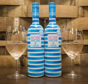 Two new exclusive imports come to connecticut the for Vinovalie rose piscine