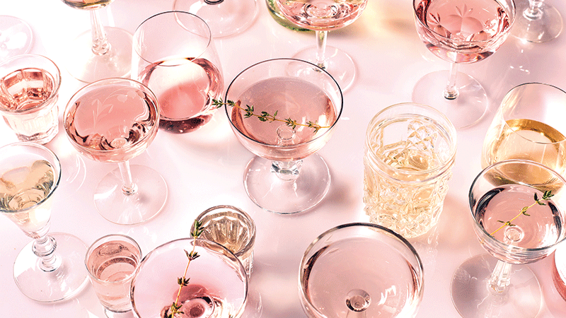 For a category that represents less than 5% of the overall table wine market in the U.S., rosé has taken on extraordinarily high visibility, spilling over into pop culture and social media—in turn strengthening the trend.