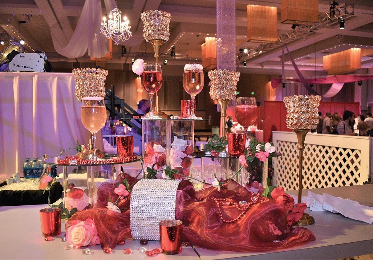 Foxwoods Hosts Royal Rosé Tasting Event