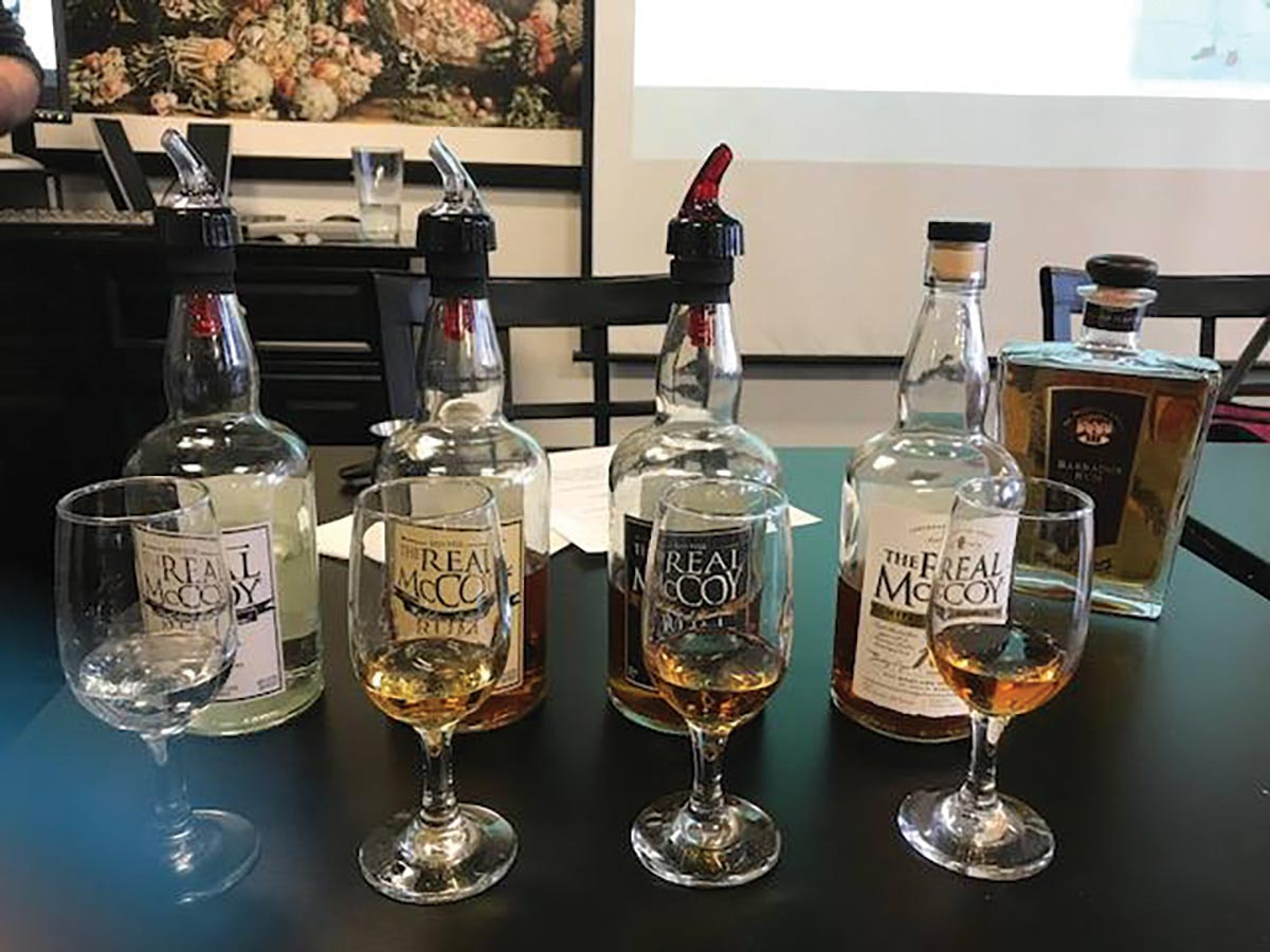 UNH Rum Course Offers Past and Present Overview