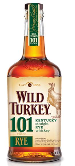 Wild Turkey 101 Rye Makes Its Return