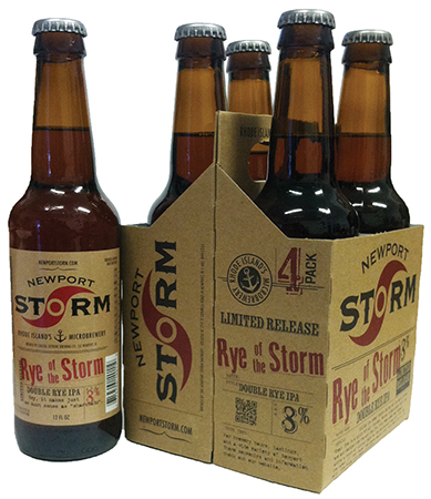 Newport Storm Launches New Four-Pack