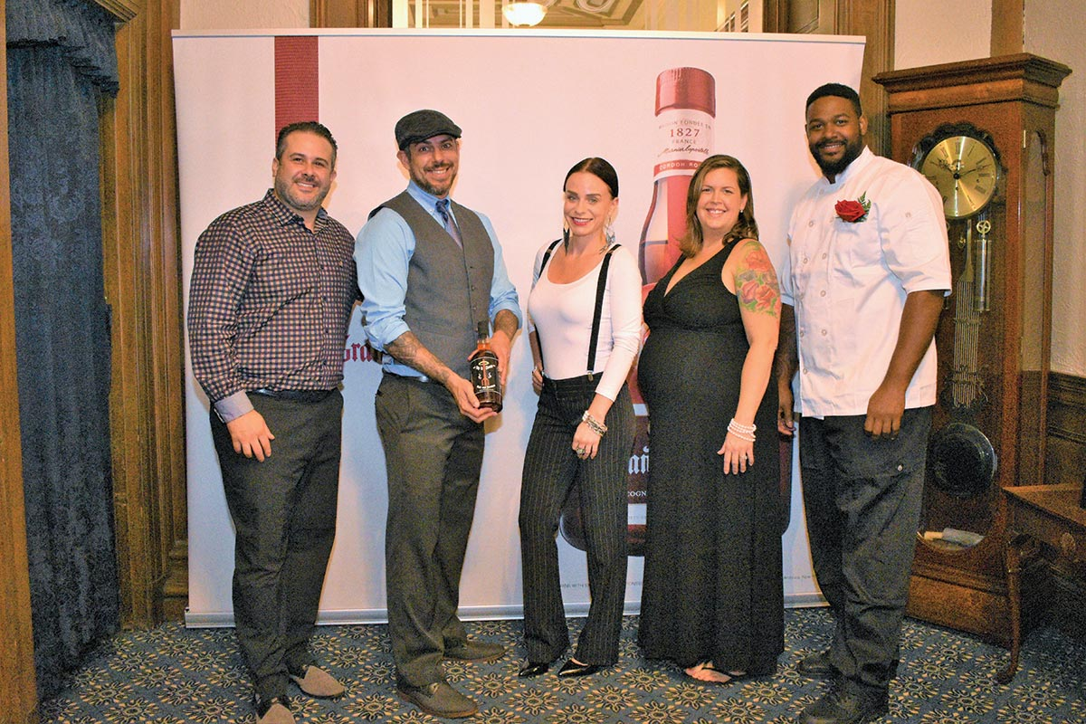 Service Industry Night Features Brands and Camaraderie