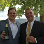 Archie Riley, Eastern Sales Director, Henriot, Inc; Ethan Hunt, Regional Manager New England & Mid-Atlantic, Henriot, Inc.