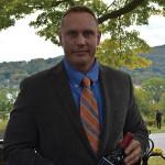 Chad Frazier, Merchandising Coordinator, Slocum & Sons.