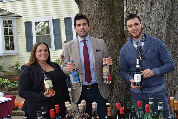 Slocum & Sons Hosts Annual Fall Trade Tasting