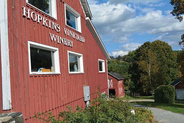 Hopkins Vineyard.