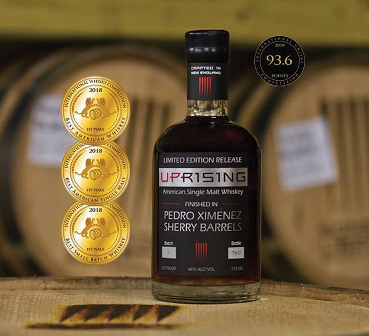 Sons of Liberty Beer & Spirits Co. Earns 100th Award