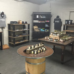 The expansion includes more retail space for locally-produced artisan items and Sons of Liberty apparel.