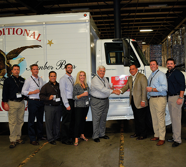Star Distributors Celebrates Yuengling Beer's Arrival