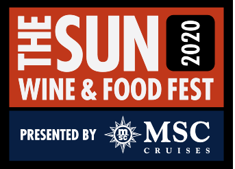January 24-26, 2020: Annual Sun Wine & Food Fest