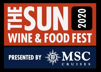 January 24-26, 2020: Annual Sun Wine & Food Fest