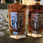 Sagamore Spirit Rye and Sagamore Spirit Rye Cask Strength.