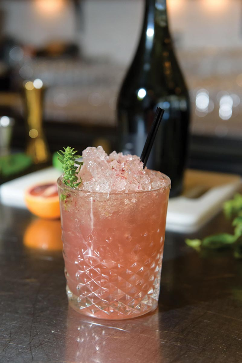 Serving Up: The AM Affair at the Salted Slate