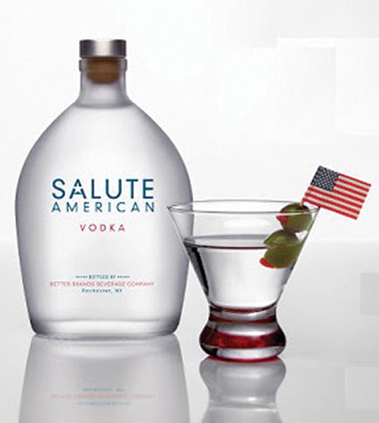 Murphy Distributors Welcomes Salute Vodka