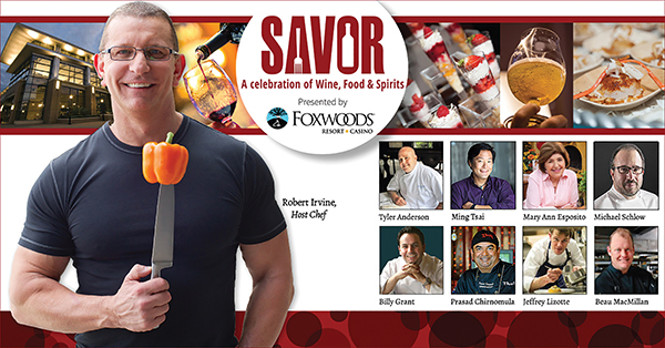 Savor Festival Offers Celebrity Chefs and Local Talent