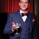 Sebastien Derbomez, Hendrick's Gin East Coast Ambassador.