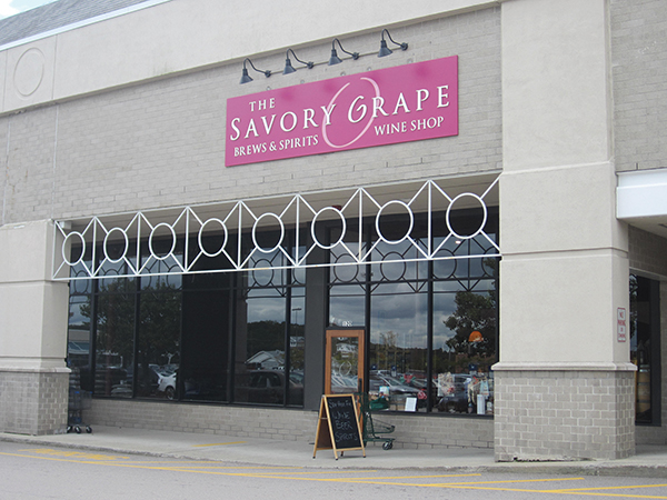 Retail Review: The Savory Grape Wine Shop