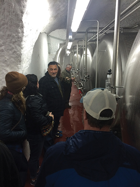 Two Roads Sales Team Travels Abroad for Beer Education