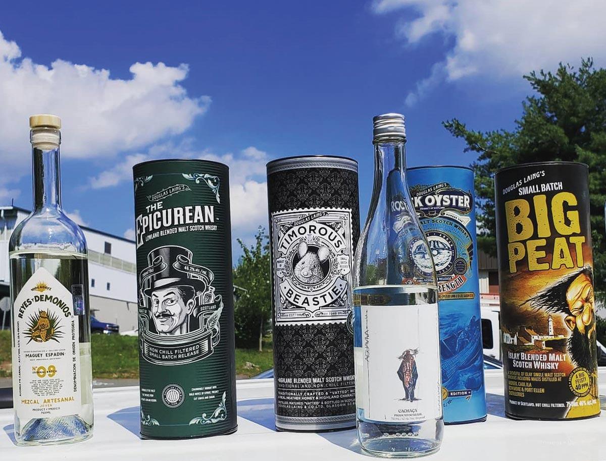 Craft Beer Guild Distributing Adds Scotches, Cachaça, Mezcal