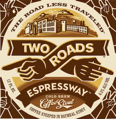 Two Roads Release New Cold Brew Coffee Stout