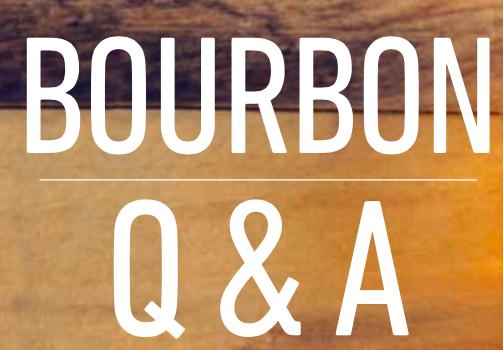 September IQ Series: Bourbon Q & A