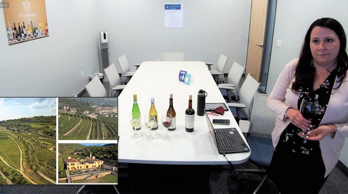 Johnson Brothers Hosts Italian Wine Webinar