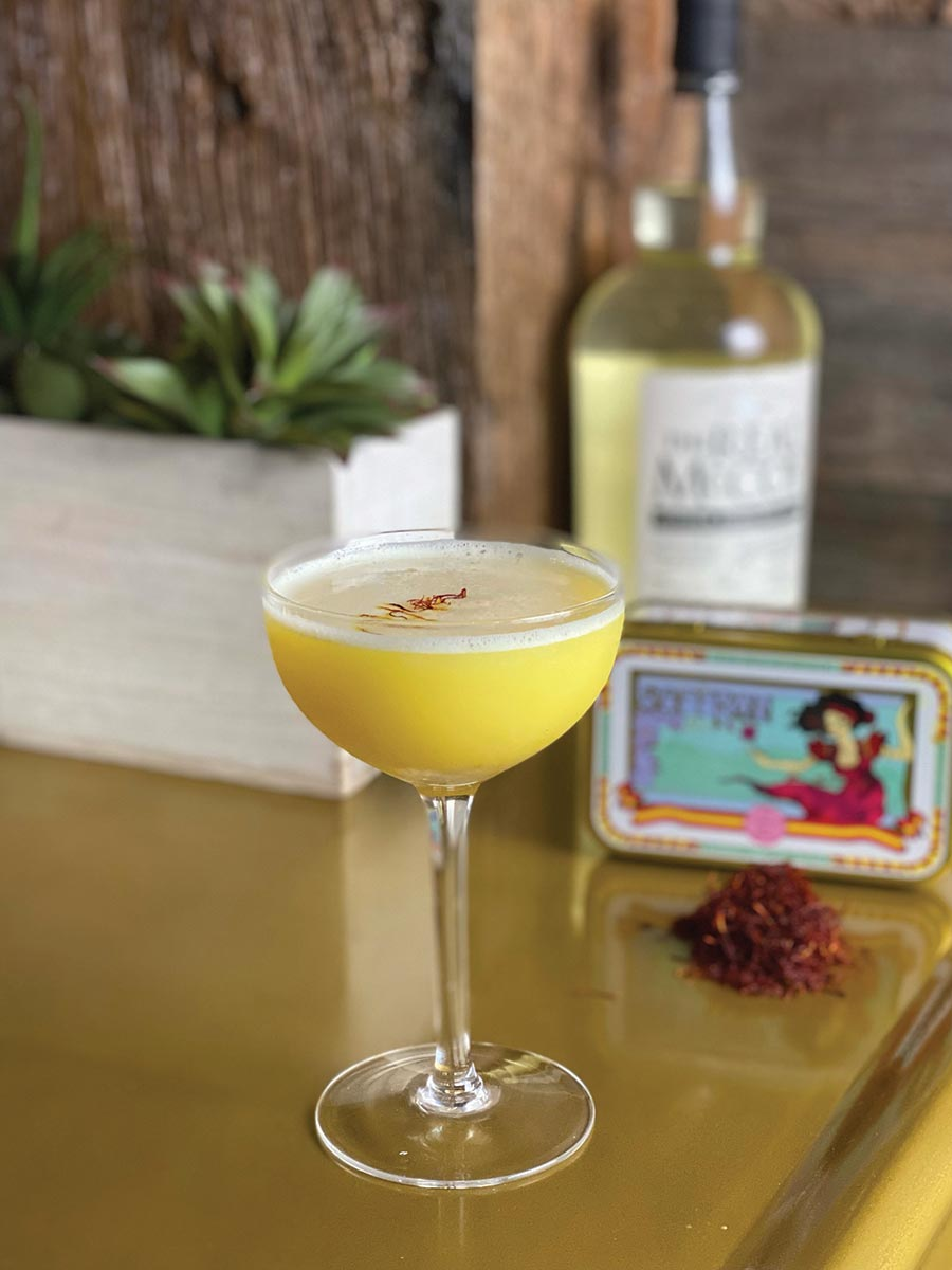 Serving Up: The Shore Leave Flip at The Shipwright's Daughter