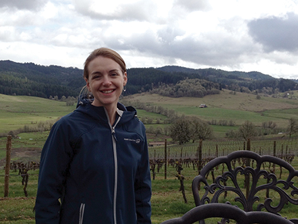 WINE COLUMN: AROMA, ELEGANCE AND CHANCE DEFINE OREGON WINE