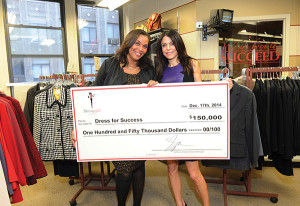 Skinnygirl Cocktails Donates to Dress for Success