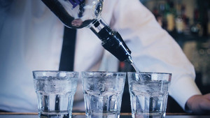 Wunder-Bar's Skyfl o spouts pours the set amount and wirelessly transmits data in real-time.