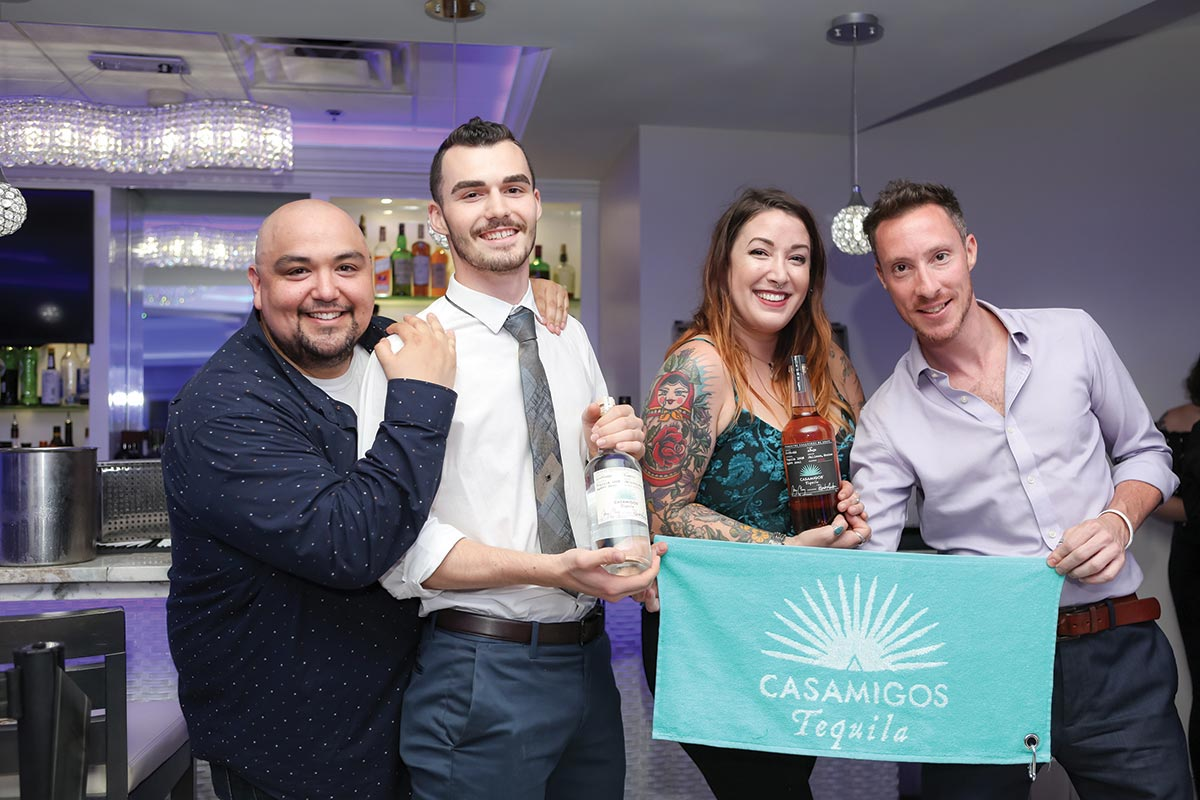 Sling Cocktail Competition Mixes It Up for Community