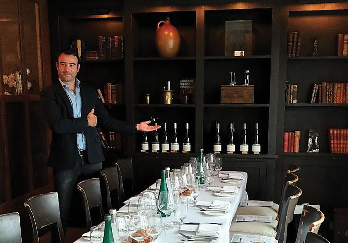 Slocum & Sons Features Rhone Wines at Luncheon