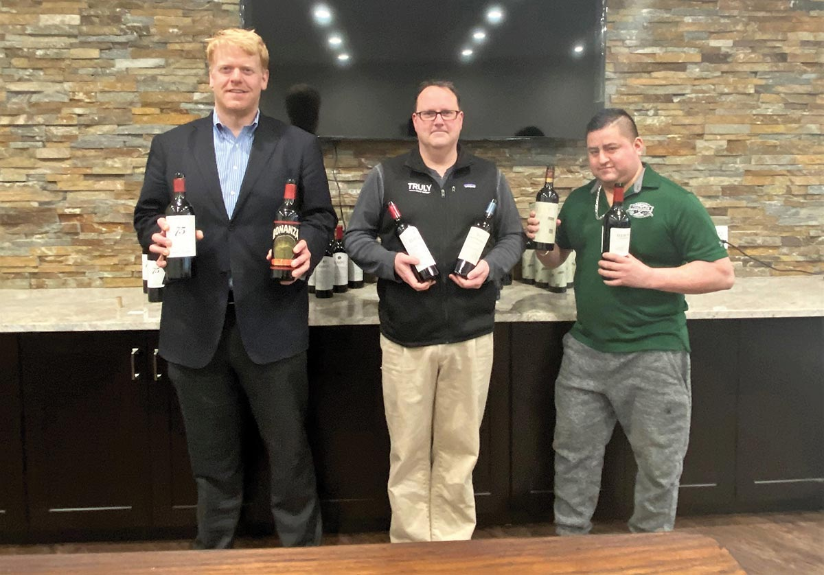 Amity Wine & Spirits Hosts Cabernet Tasting
