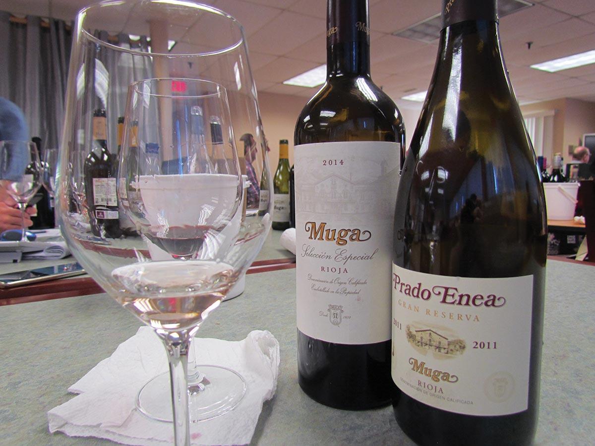 Bodegas Muga Winemaker Visits New Haven