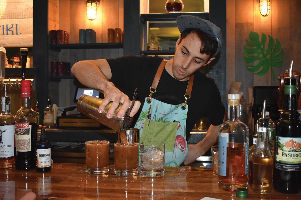 Slocum & Sons Hosts Spirits Tasting and Cocktail Competition