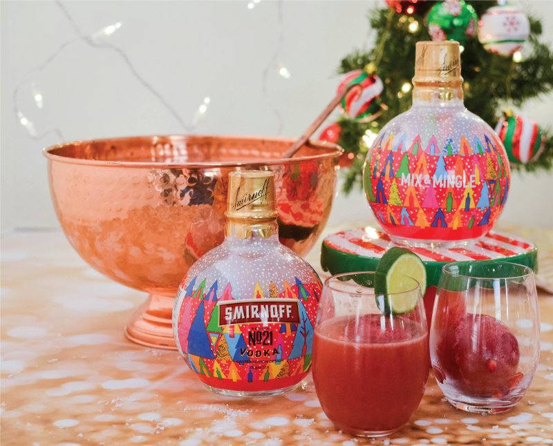 Get Festive: Winter Cocktail Inspirations