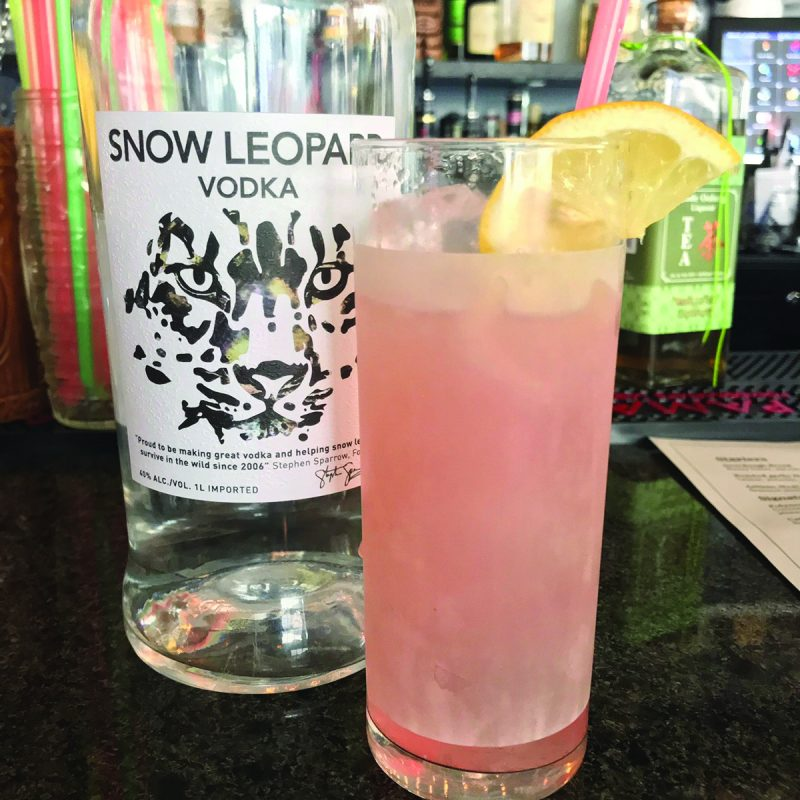 Snow Leopard Vodka Founder Visits Rhode Island