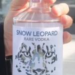 Snow Leopard Vodka.