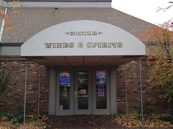 Retail Review: Sonoma Wine & Spirits