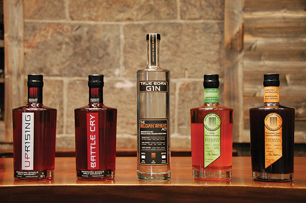 Rhode Island's Sons of Liberty Spirits Co. Expands into State