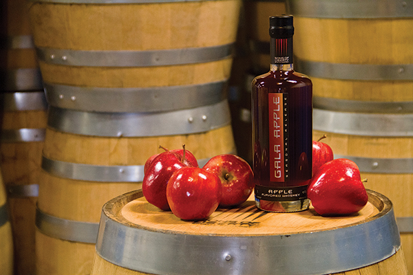 Sons of Liberty Spirits Company Releases Apple Flavored Whiskey