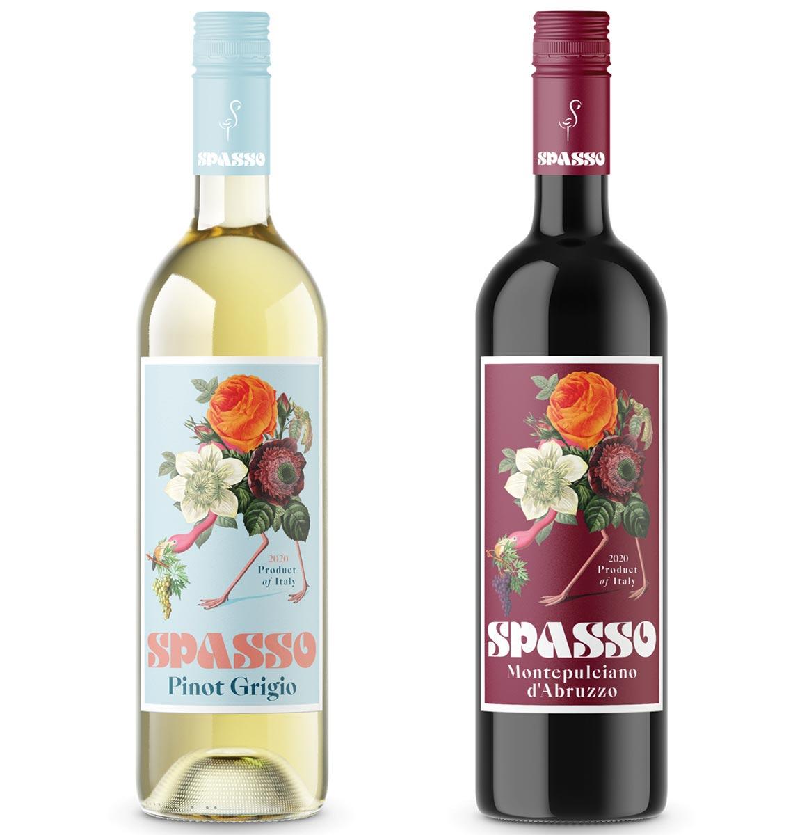 MS Walker Portfolio Wines Showcase New Looks