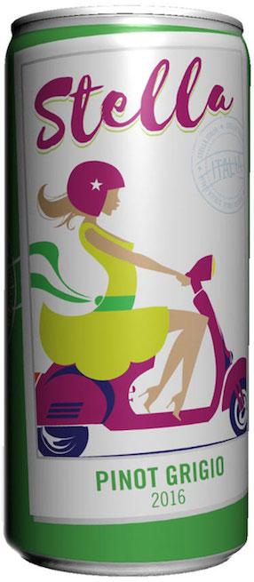 Stella Rebrands Italian Wines