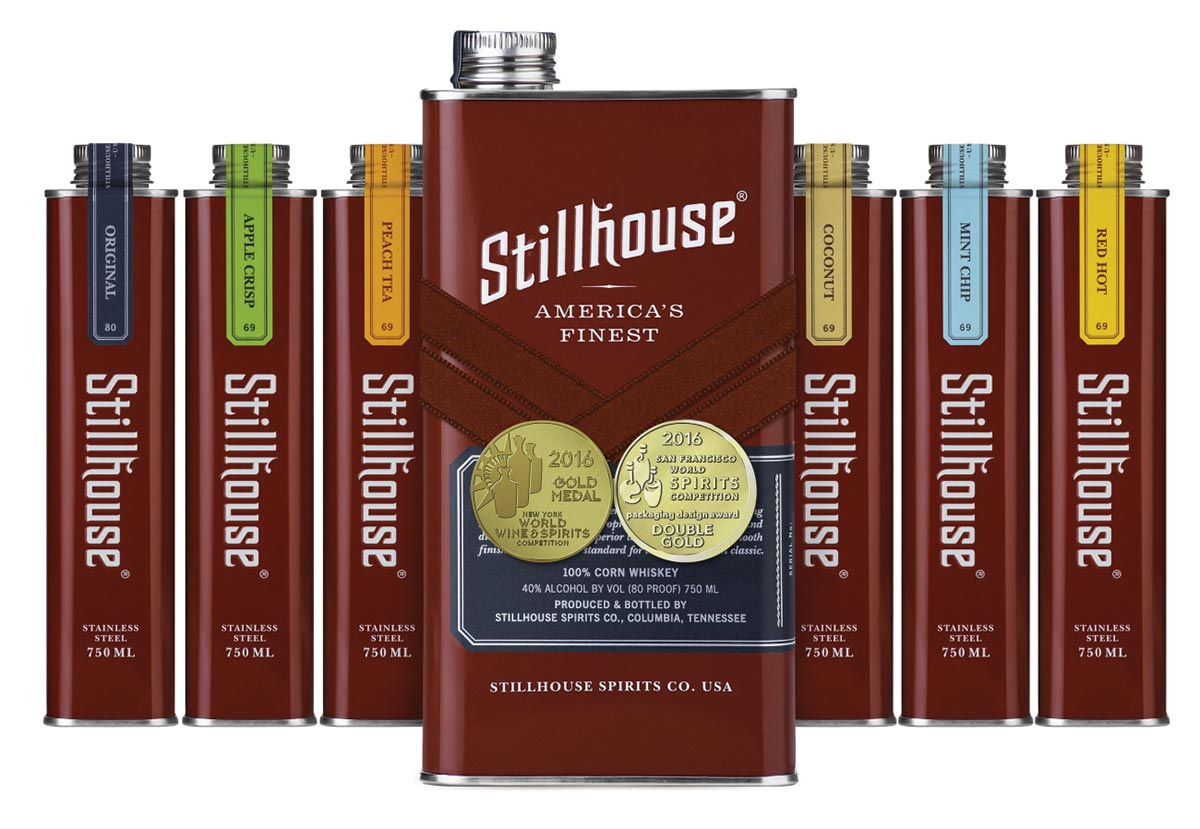 Bacardi Fully Acquires Tennessee's Stillhouse Spirits