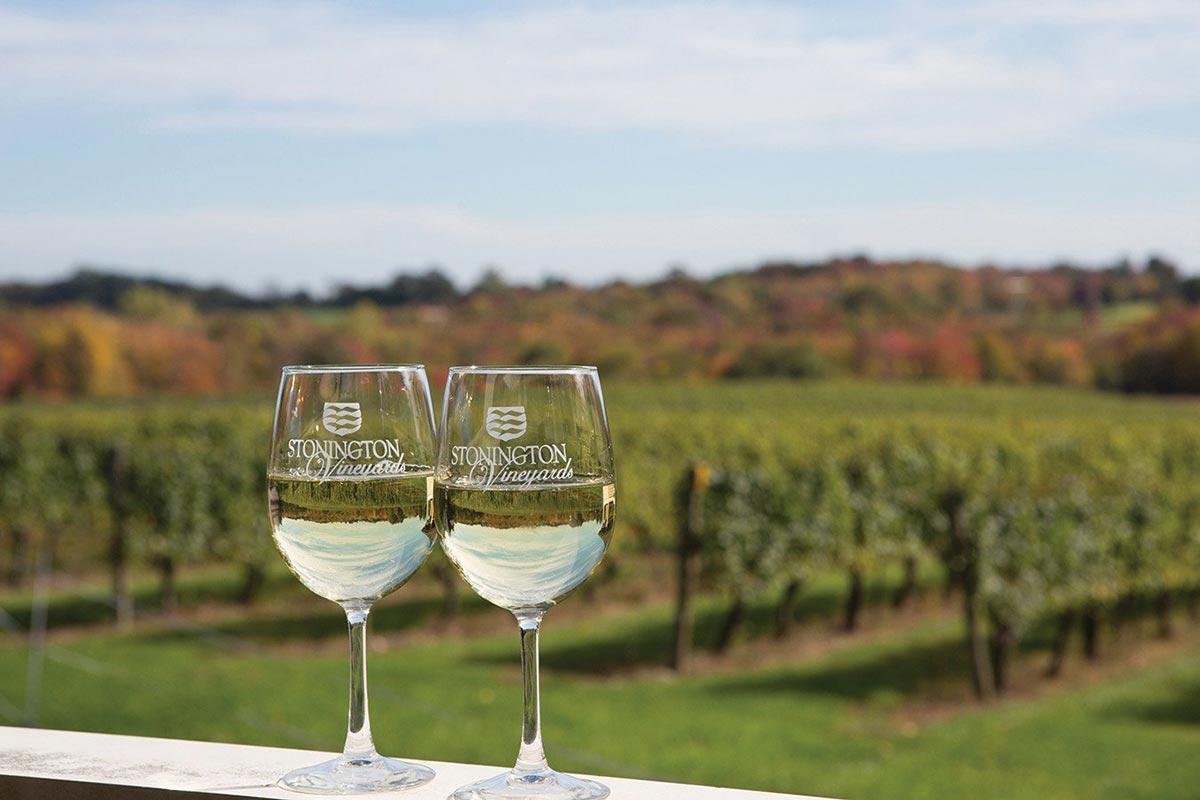 Stonington Vineyards Celebrates New Chardonnay