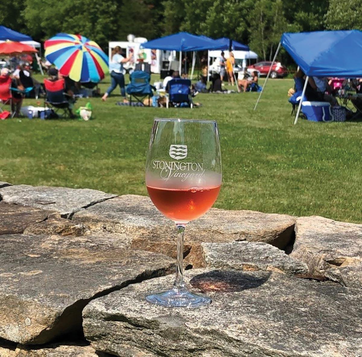 Stonington Vineyards Kicks Off Summer Season